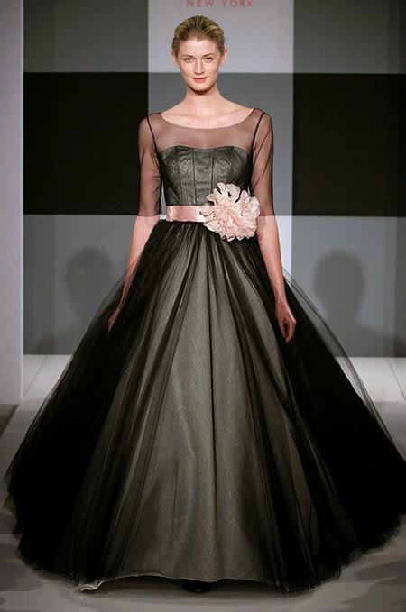 Purple Black Wedding Dresses | Wedding Gallery