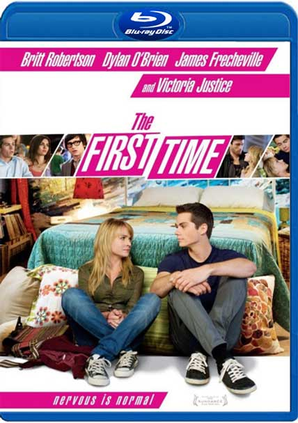 The First Time 2012 BluRay 720p 750mb