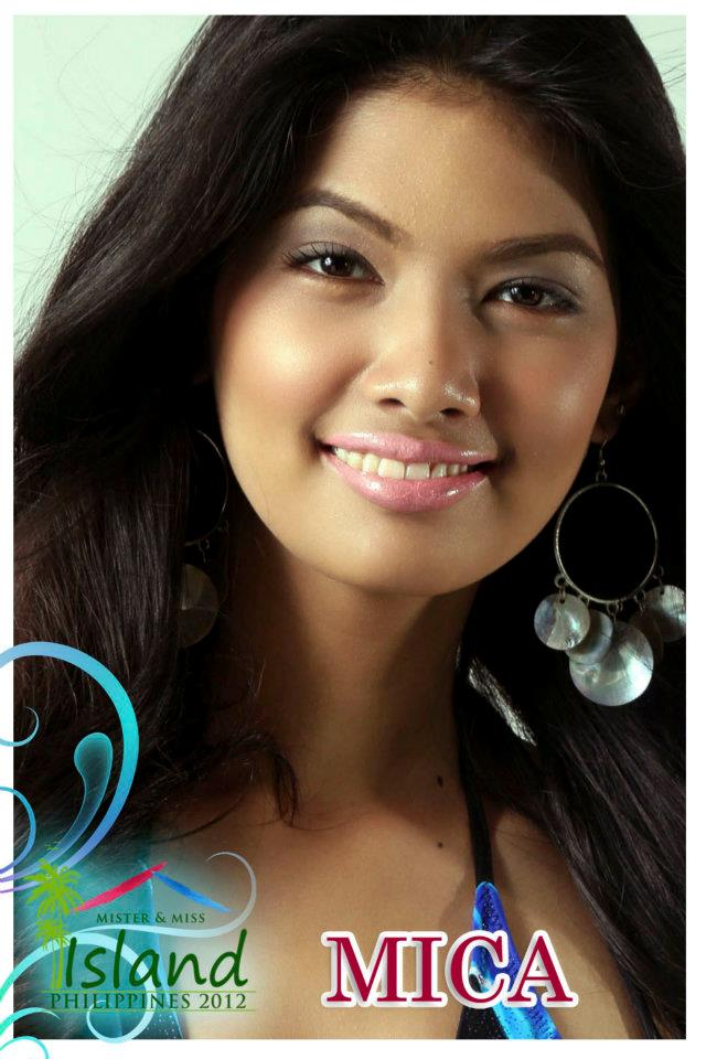 Miss Island Philippines 2012 Mica Angeles