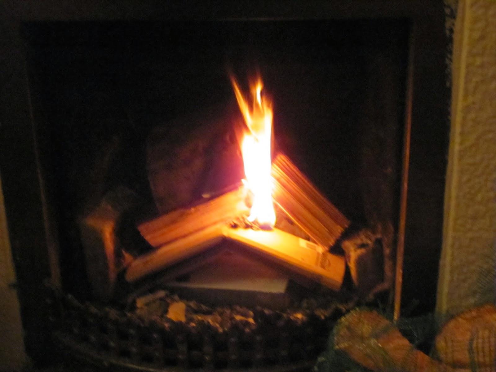 Firing up the Fire