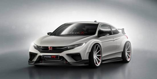 2016 honda civic type r price usa release and feature. Black Bedroom Furniture Sets. Home Design Ideas
