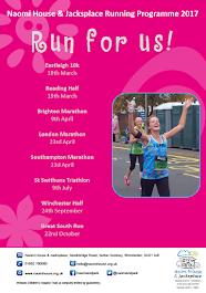 Naomi House Running Programme