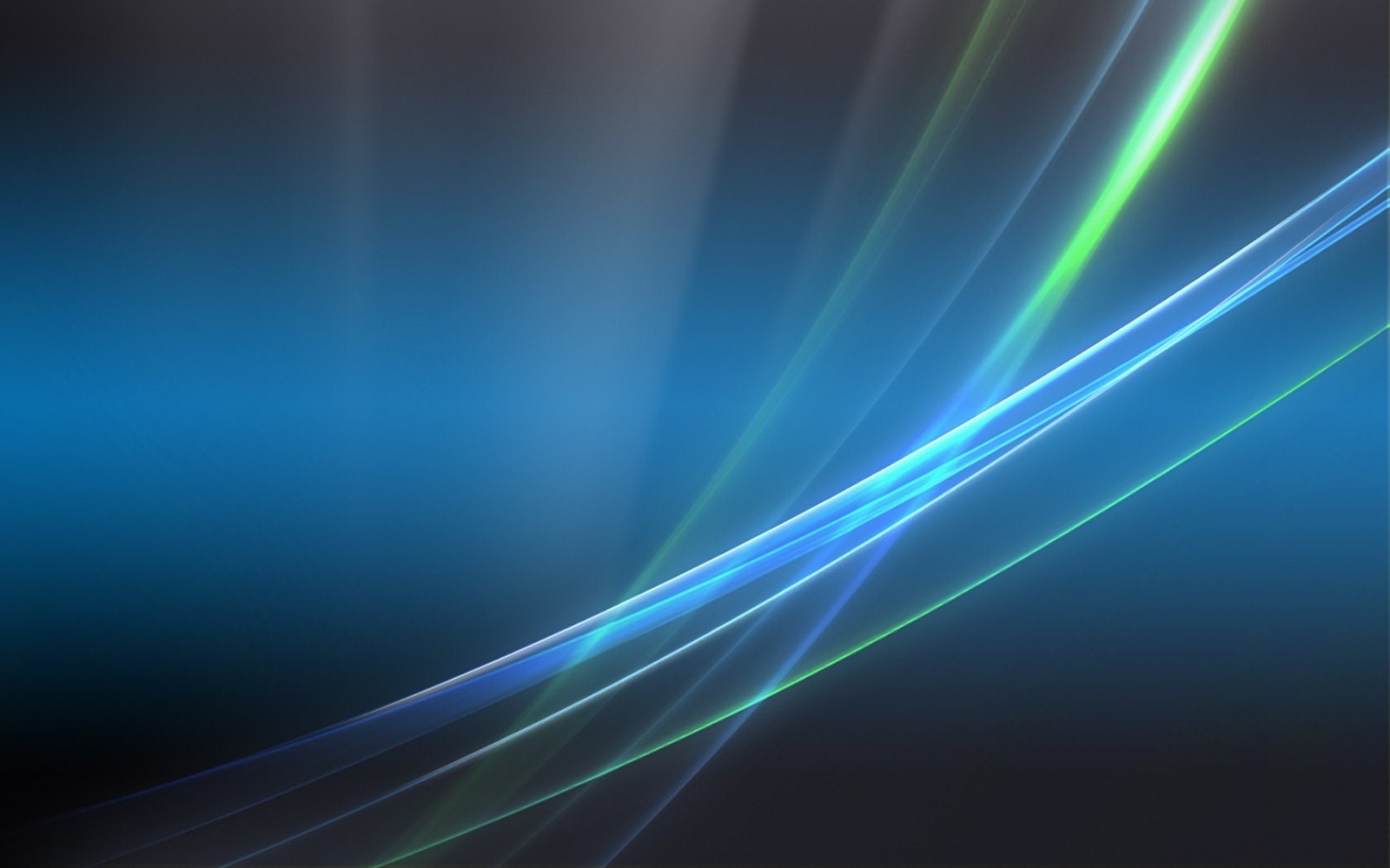 Windows Vista Blue | Wallpaper