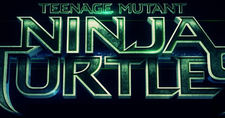 Nickelodeon Teenage Mutant Ninja Turtles Logo