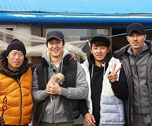 3 Meals A Day - Fishing Village - K Reality Variety Show