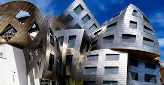 image of Frank Gehry building