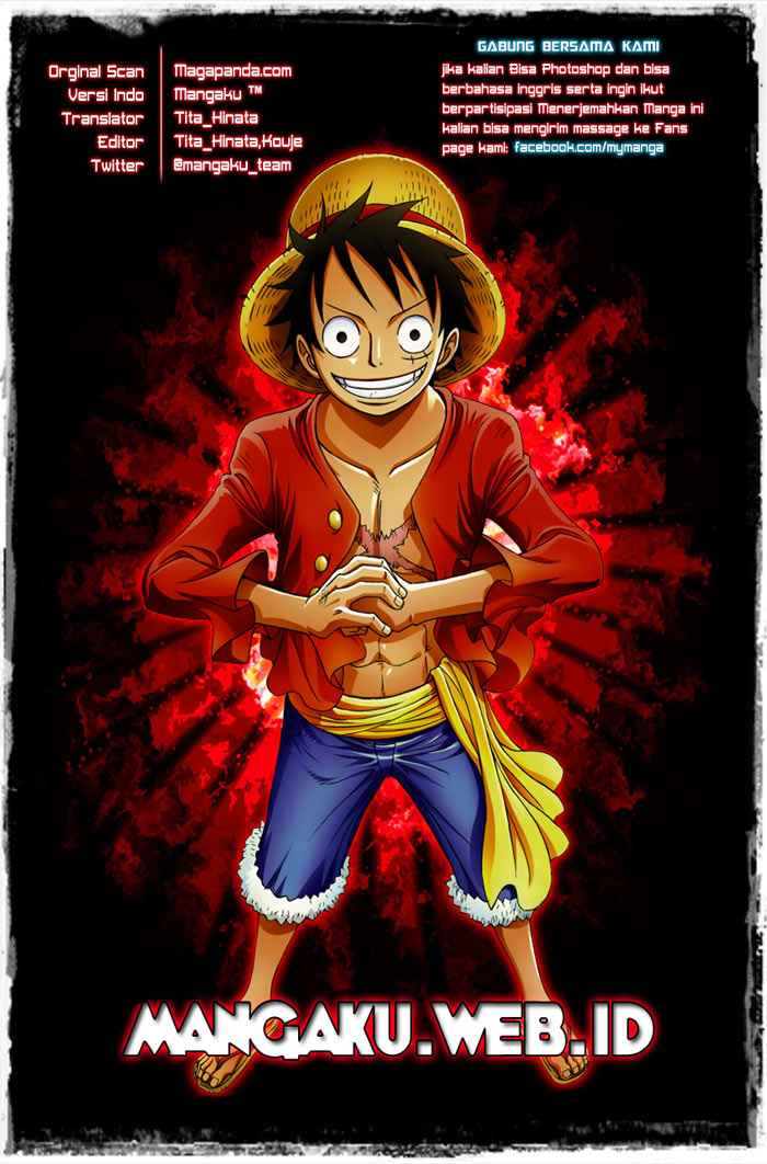 01 One Piece 685   Momonosuke, Itulah Namaku