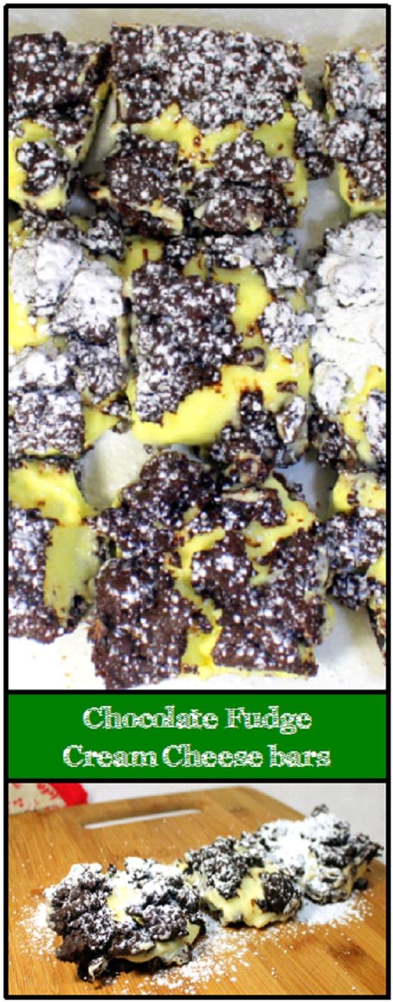 Inspired by erecipecards chocolate fudge cream cheese for Chocolate fudge cream cheese frosting