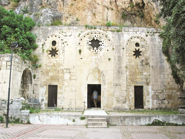 First cave church in eastern Turkey gets facelift - The ...