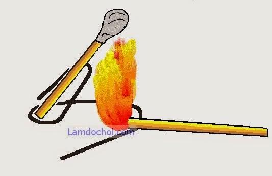 3 Cách làm pháo bằng diêm đơn giản