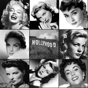 Love everything about old movies the class the glamor the clothes