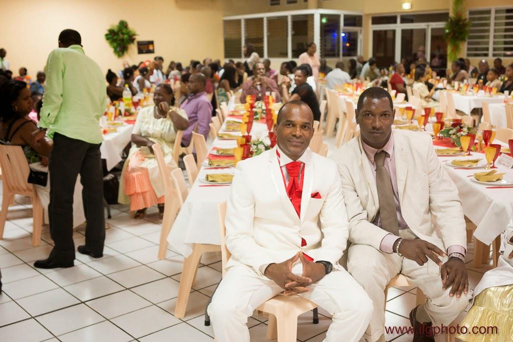 Mariage de Steffy et Manuel: réception, les invités