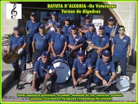 Batuta D´Alegria-Os Veteranos-Fornos
