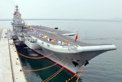 Type 001A aircraft carrier