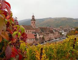 Alsace Wine Route and Strasbourg, France