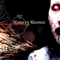 Antichrist Superstar, marilyn manson, blog mortalha, álbum, 1996, antichrist, anticristo