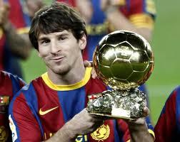 Biodata Lionel Andreas Messi