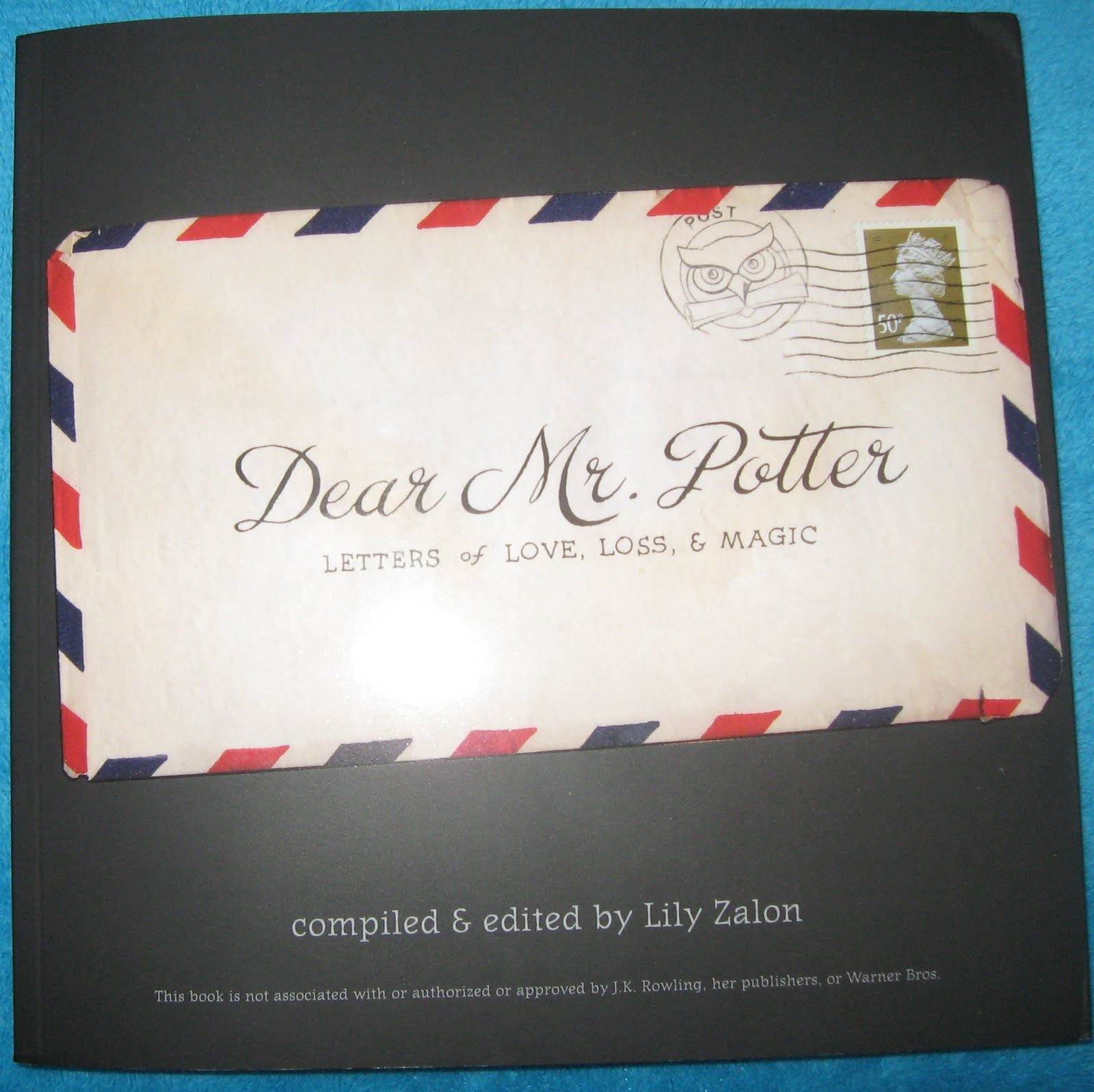Dear Mr Potter Letters Of Love Loss And Magic Book