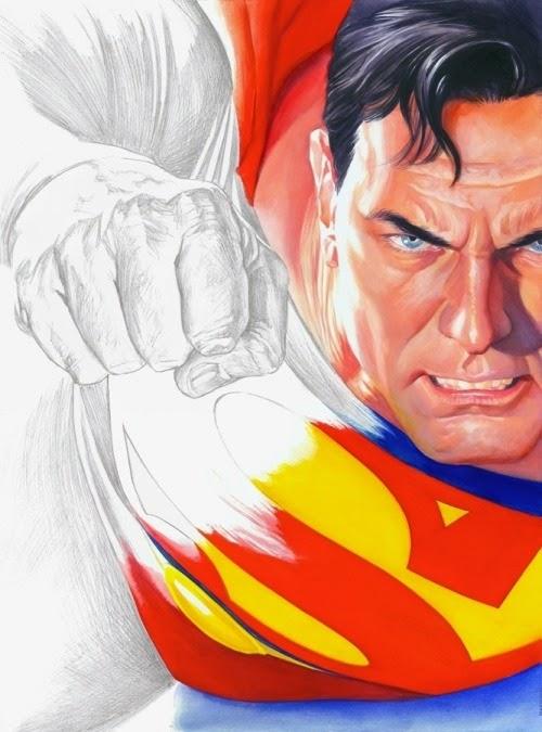 Superman por Alex Ross