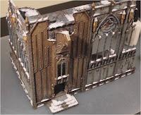 Cómo pintar el Templo del Águila