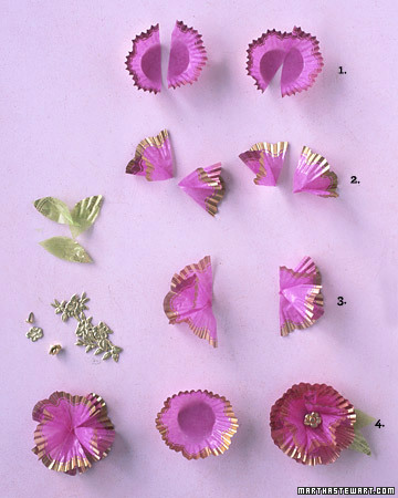 The clumsy creative paper flowers in hopes of spring craftbits has an adorable photo flower bouquet how to this would be a great crafting activity for children and adults alike the project uses foam mightylinksfo
