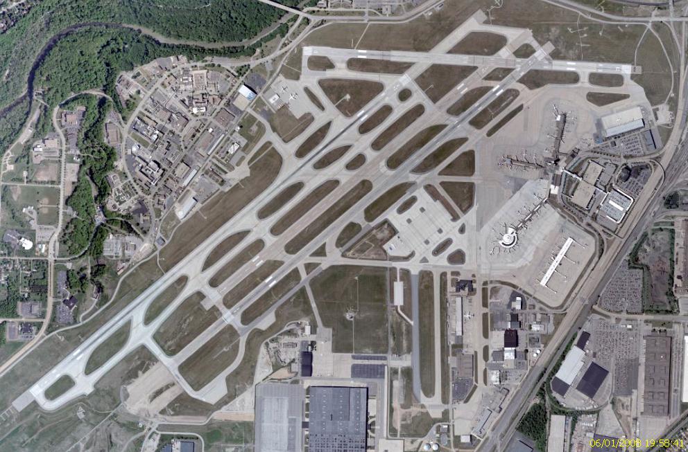 Transpress Nz Cleveland Youngstown A Municipal Airport