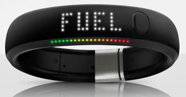 New Nike+ FuelBand SE - Volt