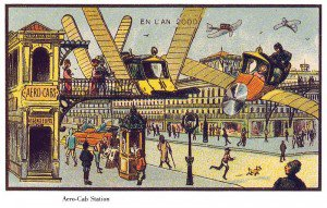 How French Artists In 1899 Envisioned Life In The Year 2000