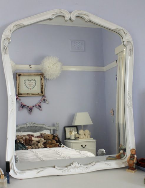 French style girls bedroom Lilyfield Life