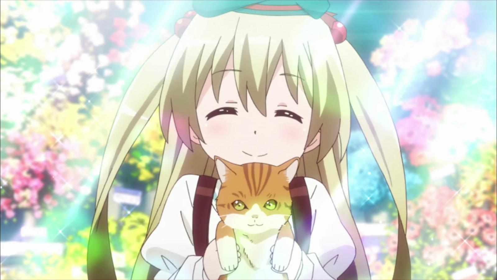 Anime Comedy Terbaik Inou-Battle wa Nichijou-kei no Naka de