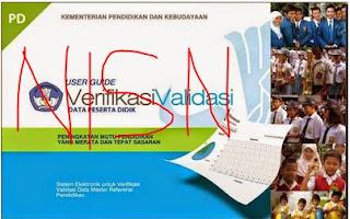 Cara Mengajukan NISN Baru Tahun 2015, Cara Cek NISN 2015, Daftar NISN SD, SMP, SMA dan SMK