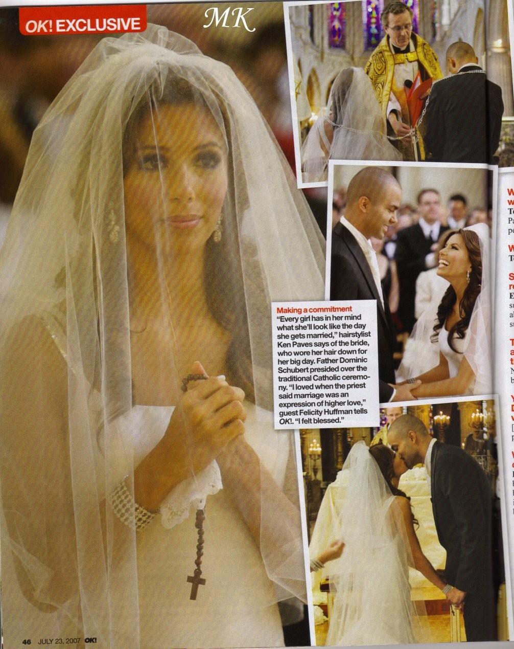 eva longoria wedding p... Eva Longoria Wedding