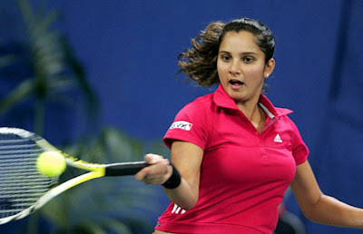 Sania Mirza  on Sania Mirza Is A Sexy Female Tennis Player From India   Sexy Female