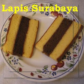 Cara Membuat Lapis Surabaya