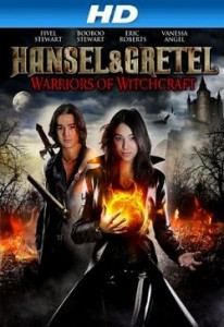 cover Film : Hansel And Gretel Warriors Of Witchcraft