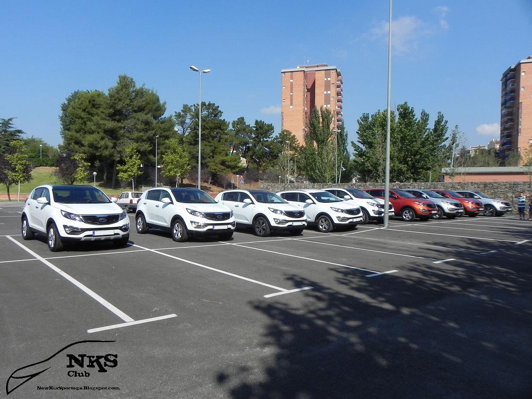 1ª KDD NKS Club 2011 : Bilbao y Barcelona