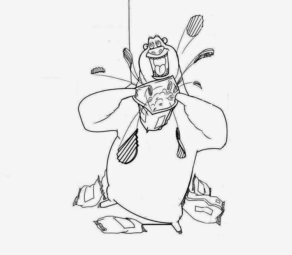 O Bicho vai Pegar Coloring Drawing Free wallpaper