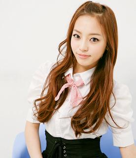 Hara KARA Cute Schoolgirl