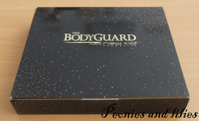 New CID cosmetics the bodyguard collection, The bodyguard make up, CID cosmetics