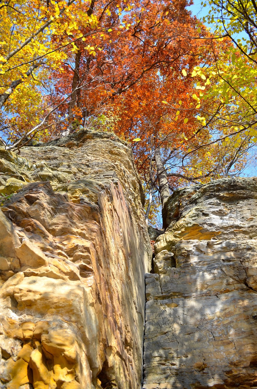 Autumn at the Grand Ledges