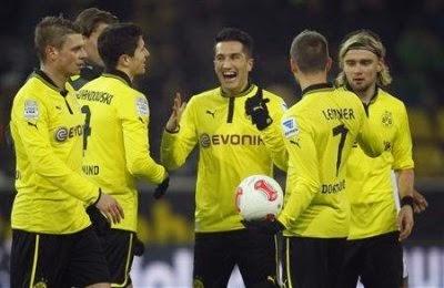 Prediksi Borussia Dortmund vs Hamburg
