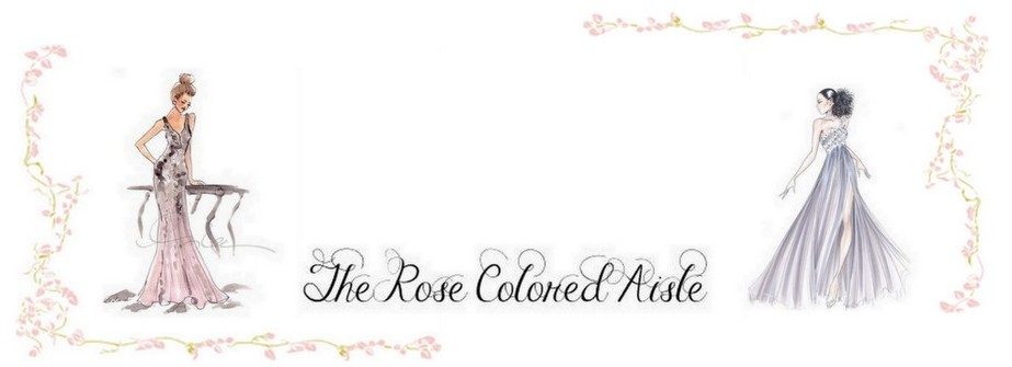 THE ROSE COLORED AISLE