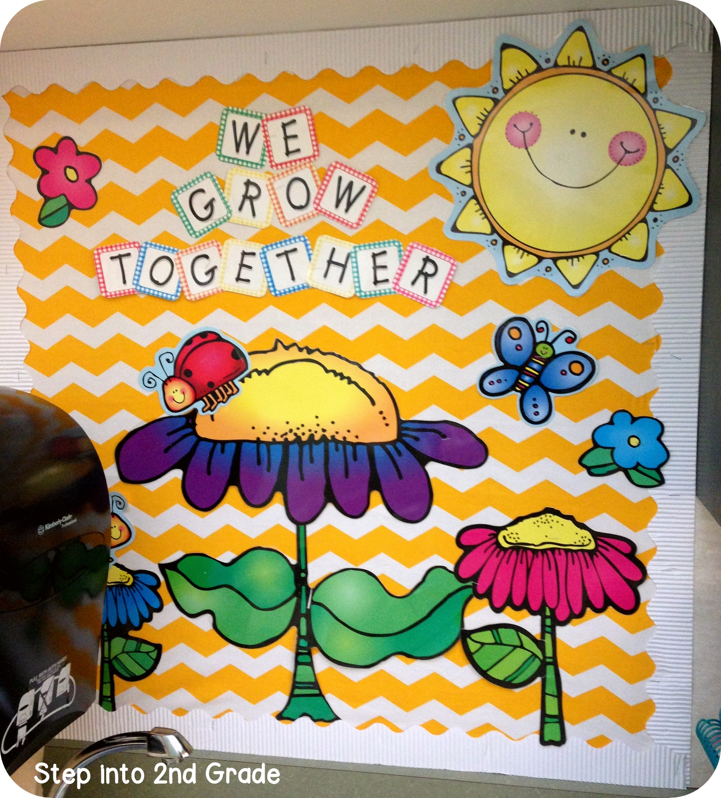 Classroom Decoration For Teachers Day ~ Step into nd grade with mrs lemons getting ready for