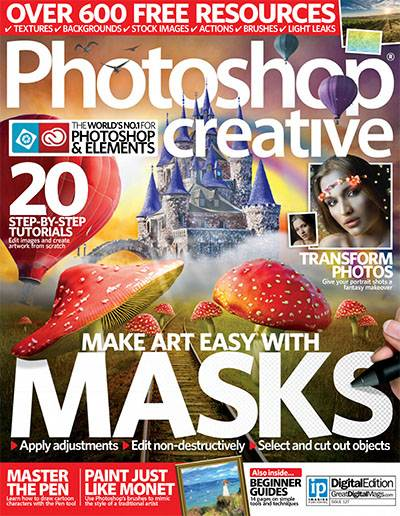 Photoshop Creative Issue 127 2015