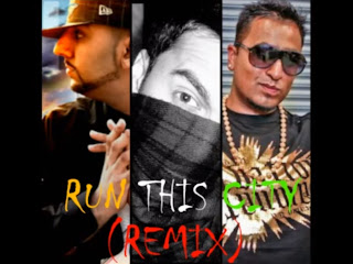 Dj Danny - Run This City (Remix) feat Roach Killa & Blitz free mp3 download desi hiphop music