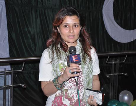 atrium festival launch amena khan Celebrities at Atrium Mall