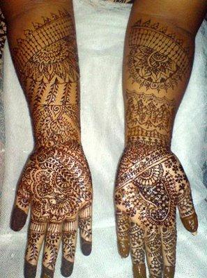 black and brown mehndi designs black and brown mehndi designs