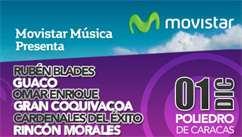 Movistar Música 01/12/2012