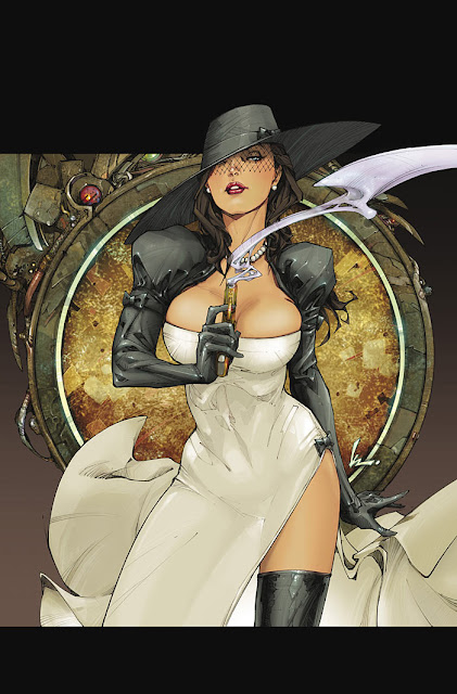 Madame Mirage - Top Cow