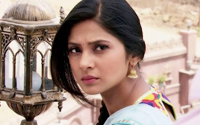 nude girl ethical a scene from star plus tv serial saraswatichandra